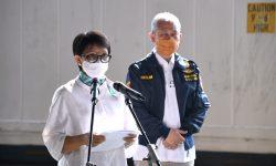 Menlu: Indonesia Dukung Penghapusan Hak Paten Vaksin COVID-19