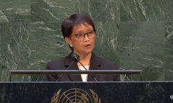 Indonesia Desak PBB Segera Ambil Tindakan Untuk Hentikan Kekerasan di Palestina