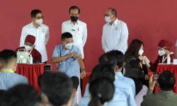 Vaksinasi Gotong Royong Membantu Pemerintah