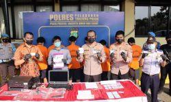 Pergi Berlibur Pakai Swab Antigen Palsu, 7 Orang Ditangkap