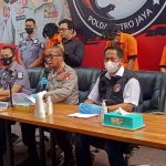 Polisi Ringkus Dua Pengedar yang Jual Sabu ke Anak Rita Sugiarto