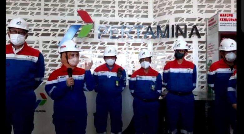 Dirut Pertamina: Ketersediaan Benzene Untuk Industri Aman