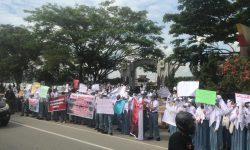 Masyarakat Keberatan SMAN 10 Dipindahkan Gubernur atas Desakan Haji Roesli Masroen
