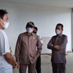 Terlalu Dekat ke Jalan, Komisi I DPRD Samarinda Sidak Hotel Transcafe