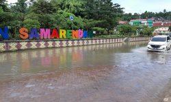 Dinas PUPR Samarinda Lebarkan Drainase Taman Samarendah dan Jalan Awang Long