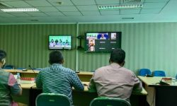 Tim Kemenkominfo Tinjau Program Smart City Kutai Kartanegara