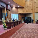 Bupati dan Wakil Sampaikan Pidato Perdana di Rapat Paripurna DPRD Nunukan