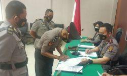 Langgar Disiplin, Polisi di Bontang Disanksi Tunda Pangkat