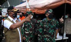 Satgas Pastikan Kesiapan RS Lapangan Indrapura Antisipasi Lonjakan Kasus COVID-19 di Jatim