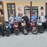 Satu Keluarga di Samarinda Kompak Diduga jadi Maling 16 Motor