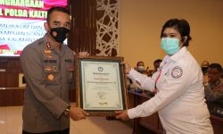 Layanan Perlindungan Perempuan & Anak Baik, Dua Polres di Kaltim Diganjar Penghargaan