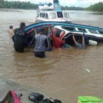 UPDATE : Speedboat Terbalik di Nunukan Muat 30 Penumpang, 24 Selamat dan 5 Tewas
