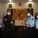 Pandemi Corona, Kejari Bantu Laptop Buat Sidang Virtual Tahanan di Rutan Samarinda