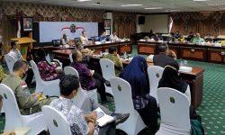 Serfianus Pimpin Rapat RPJMD Nunukan Tahun 2021-2026, Ini Pesannya