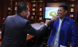 Bertemu di Jakarta, BNN RI & Atase Kepolisian Malaysia Bahas Penyelundupan Narkotika
