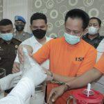 Diblender, Polresta Samarinda Musnahkan 14,46 kg Sabu Senilai Lebih Rp 19 Miliar