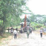 TMMD ke-111, Kodim Nunukan Buka Jalan 1.850 Meter di Desa Binusan Dalam