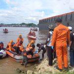 Pemulung Besi Tua Tenggelam di Mahakam Ditemukan Meninggal