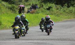 Juarai Mini GP di Sirkuit Kalan, Dua Anak Bikin Bangga Personil Kodim Kukar