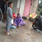 Lagi, Pemotor Terpelanting Hantam Lubang di Jalan Samarinda