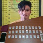 Simpan 29 Poket Sabu, Pria Pengangguran di Bontang Dibekuk Polisi