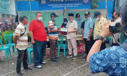 KKSS Donasikan Rp 32 juta Kepada Korban Kebakaran Gunung Bugis
