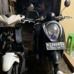 Polisi Bekuk Maling Motor di Tepian Mahakam, Pemiliknya Lagi Nongkrong