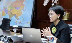Diprakarsai Indonesia, GNB Gelar Pertemuan Luar Biasa Soal Palestina