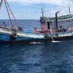 Polri Gagalkan Pencurian Ikan dari Kapal Asing Berbendera Vietnam