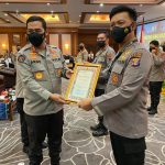 Aktif Dalam Pemberitaan Polri, Bid Humas Polda Kaltim Diganjar Penghargaan