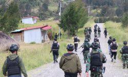TNI-Polri Buru KKB yang Tembak Mati 4 Warga di Yahukimo Papua