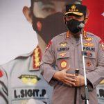 Kapolri: Sinergitas TNI-Polri Harga Mati Wujudkan Indonesia Maju
