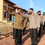Polda Kaltim Siapkan 350 Unit Rumah Bagi Anggota Polri