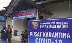 Kasus Covid-19 Melonjak, DPRD Minta Dinkes Samarinda Tambah Tempat Karantina