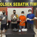 Bawa Sabu 200,6 Gram Dari Malaysia, Warga Balikpapan Ditangkap di Sebatik