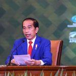Presiden Jokowi Ikuti KTT Informal APEC Bahas Penanganan Pandemi COVID-19
