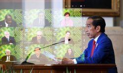 Presiden RI Dorong Solidaritas dan Kerja Sama Global Tangani Pandemi