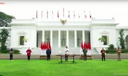 Presiden Instruksikan Percepat Penyaluran Bansos dan Obat Gratis