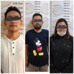 Polres Nunukan Amankan 3 Tersangka Pengedar Sabu 1 Kg dan 589 Butir Pil Ekstasi