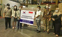 200 Unit Oxygen Concentrators dari Korea Selatan tiba di Indonesia