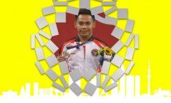 Eko Yuli Irawan Persembahkan Medali Kedua untuk Indonesia di Olimpiade Tokyo 2020
