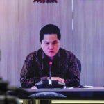 Erick Thohir Pastikan Dukungan BUMN Tangani Pandemi