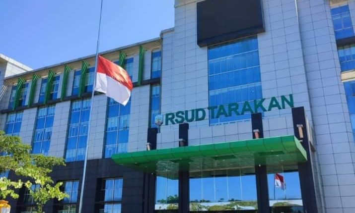 Insiden Bendera Setengah Tiang, RSUD Tarakan Minta Maaf