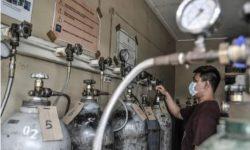 Kaltim Mulai Defisit Oksigen