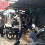 Empat Pemuda Asyik Nongkrong di Jalan KH Hasan Basri, Ternyata Simpan Sabu