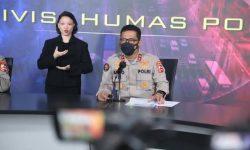 Polri Pastikan Beredarnya Video Rusuh Demo Hari Sabtu Hoaks