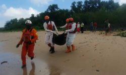 Hilang Terseret Ombak di Laut Balikpapan, Aditya Ditemukan Meninggal