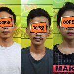 Tiga Pemuda di Bontang Tepergok Nyabu, Salah Satunya Cewek