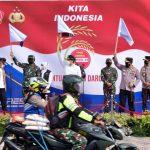 2.500 Ton Beras & 70.000 Paket Sembako Didistribusikan ke Seluruh Indonesia