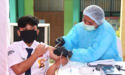 Sabar, Vaksin COVID-19 di Samarinda Kosong
